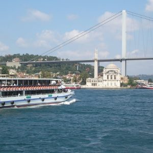 Bosphorus Boat Tour