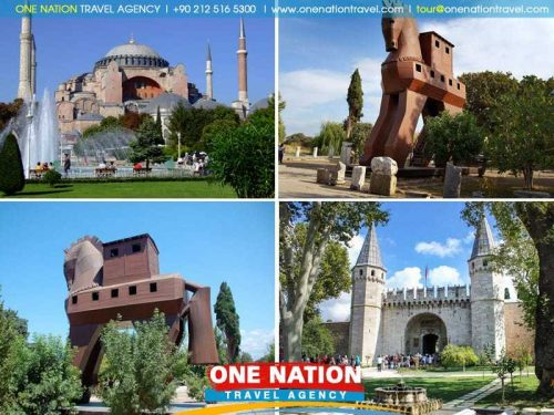 5 Days Istanbul and Troy Tour Package