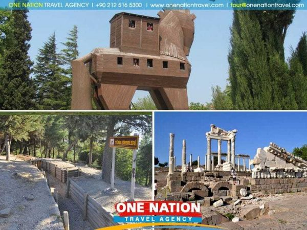 2 Day Gallipoli, Troy and Pergamon Tour from Istanbul