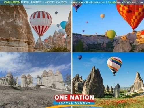 Cappadocia Tour from Istanbul by Bus