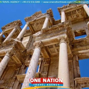 Ephesus Day Tour from Izmir Airport