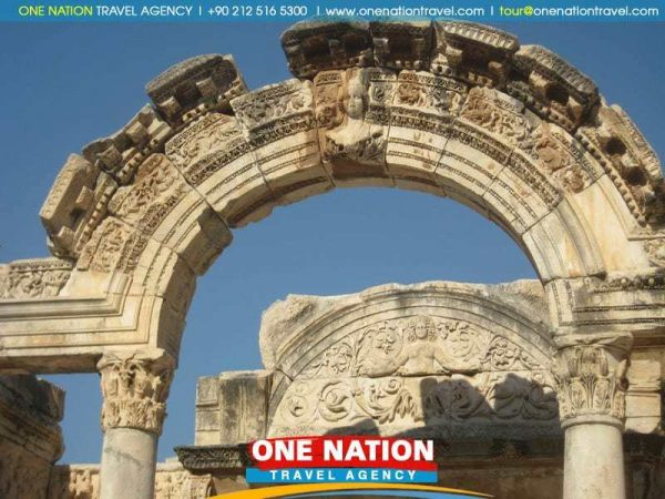 4 Days Cappadocia, Pamukkale and Ephesus Tour from Istanbul By Plane & Bus