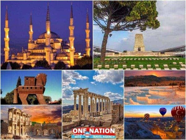 Turkey Tour 10 Day Package