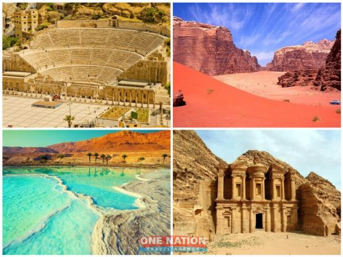 8-day discover Jordan tour package