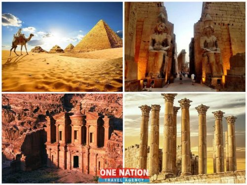 9-Day Private Tour of Egypt and Jordan